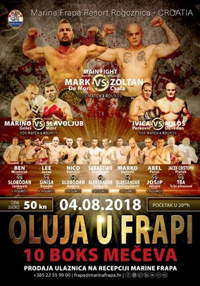 Box Event: Oluja u Frapi