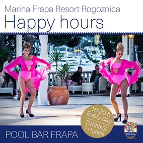 DJ & plesačice & Happy Hours