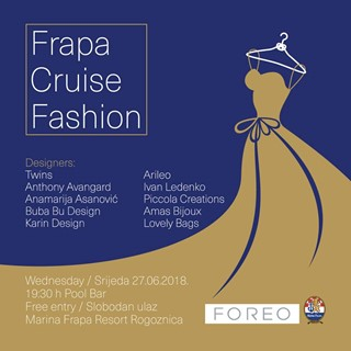 Frapa Cruise Fashion