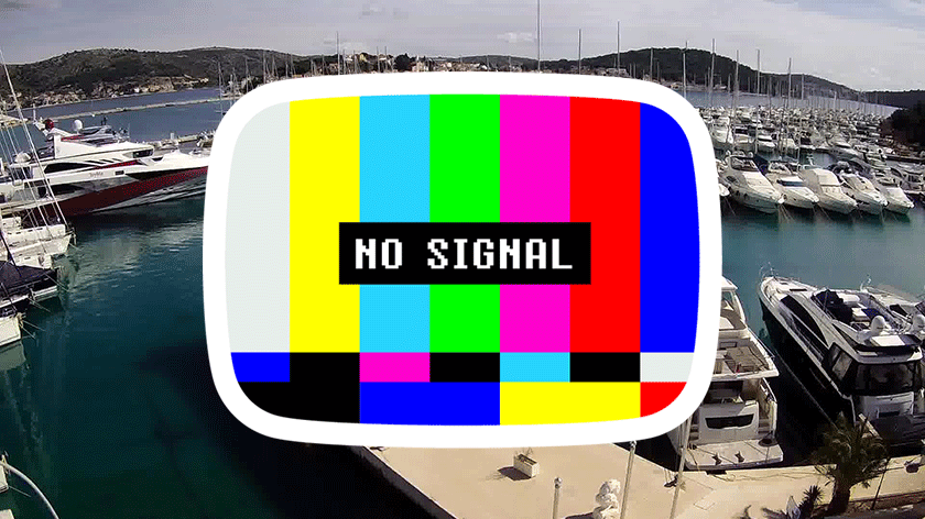 low or no signal