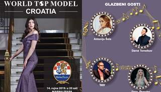 Beauty Pageant: World Top Model 2019