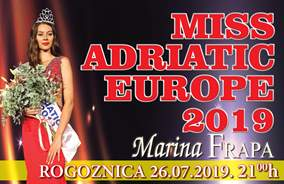 Beauty pageant: Miss Adriatic Europe 2019