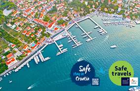 Safe stay in Croatia - National Label of Safety