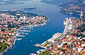 Marina Frapa Dubrovnik opened its door to yachtsmen